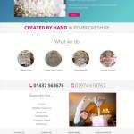Sweet Carts Website